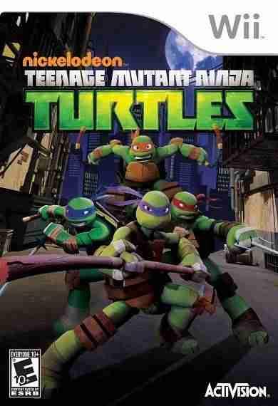 Descargar Teenage Mutant Ninja Turtles [SP][PROPER] por Torrent